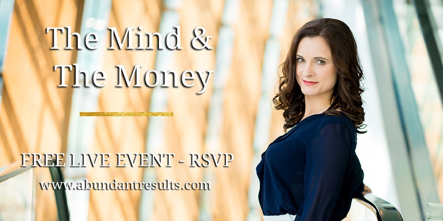 The Mind & The Money - Live Event