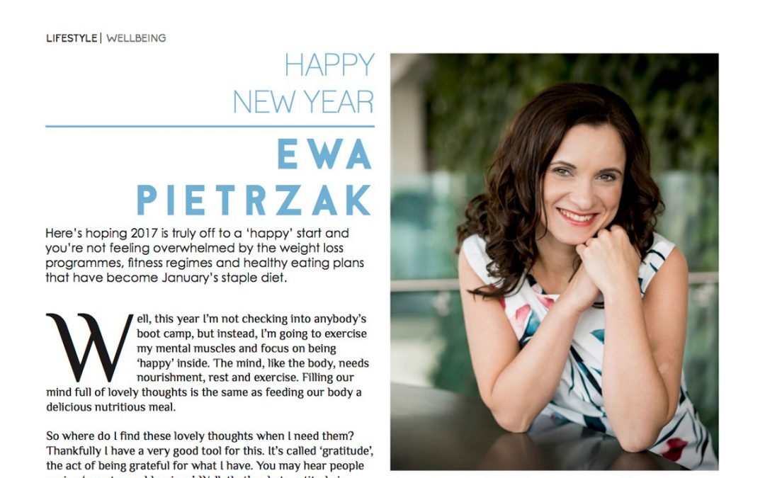 Happy New Year – Magpie Magazine Article