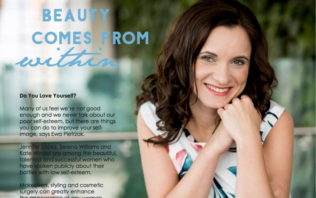 Beauty Comes From Within – Magpie Magazine Article