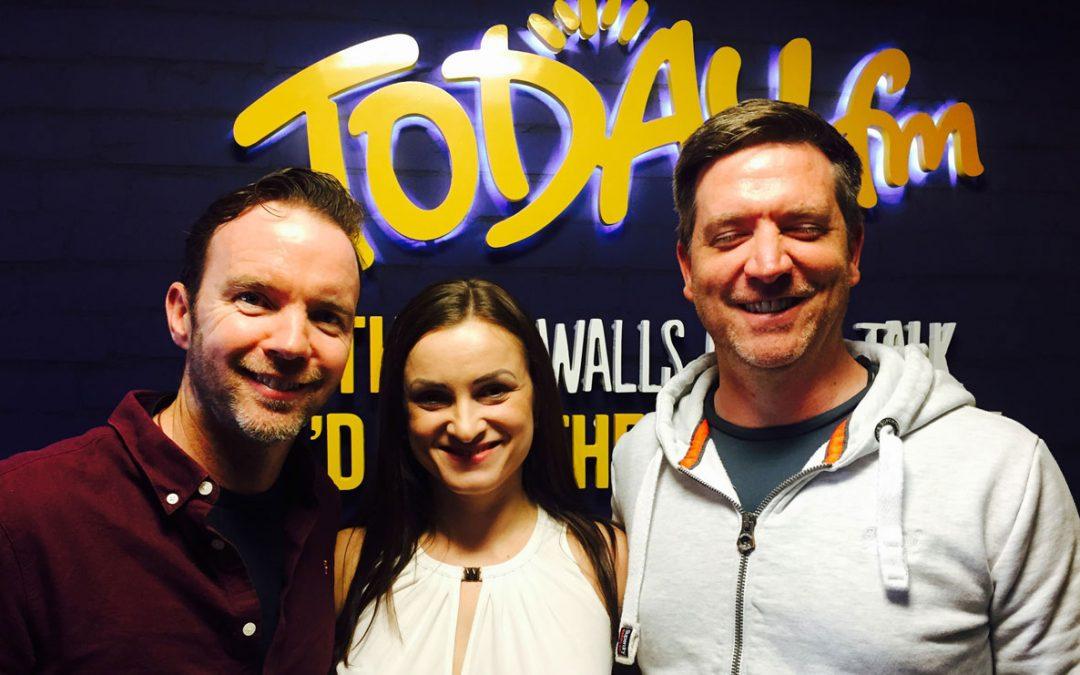 Today FM – Dermot & Dave Radio Interview
