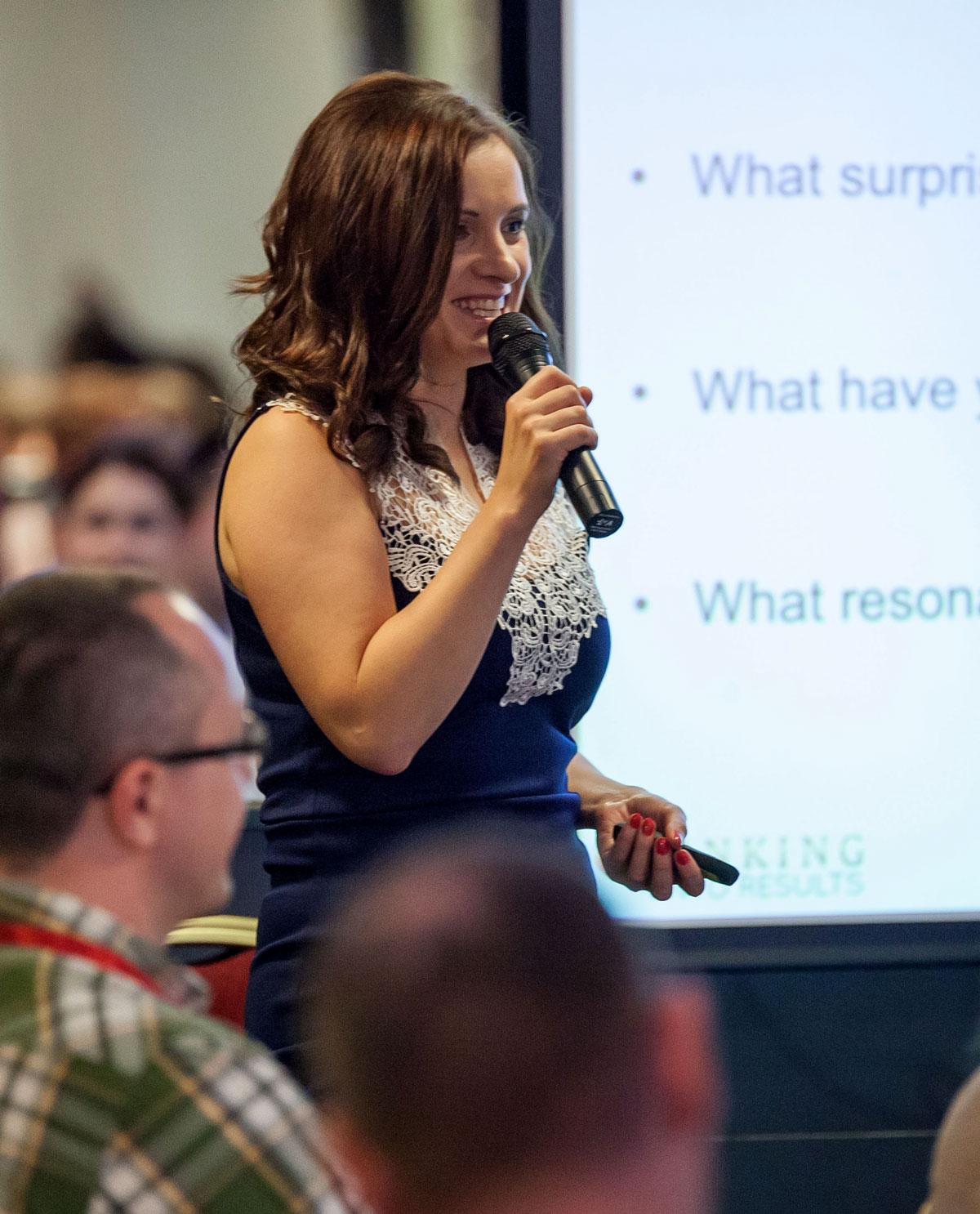 Ewa Public Speaking