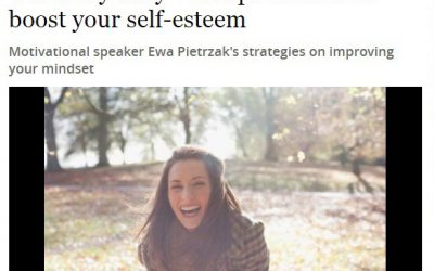 12 Tips On How To Boost Your Self-Esteem – Irish Independent Article