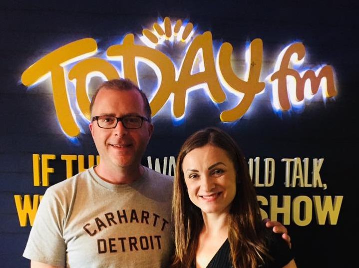 Today FM Dermot & Dave Show Interview – 5 Ways To Win At Life & Be More Productive