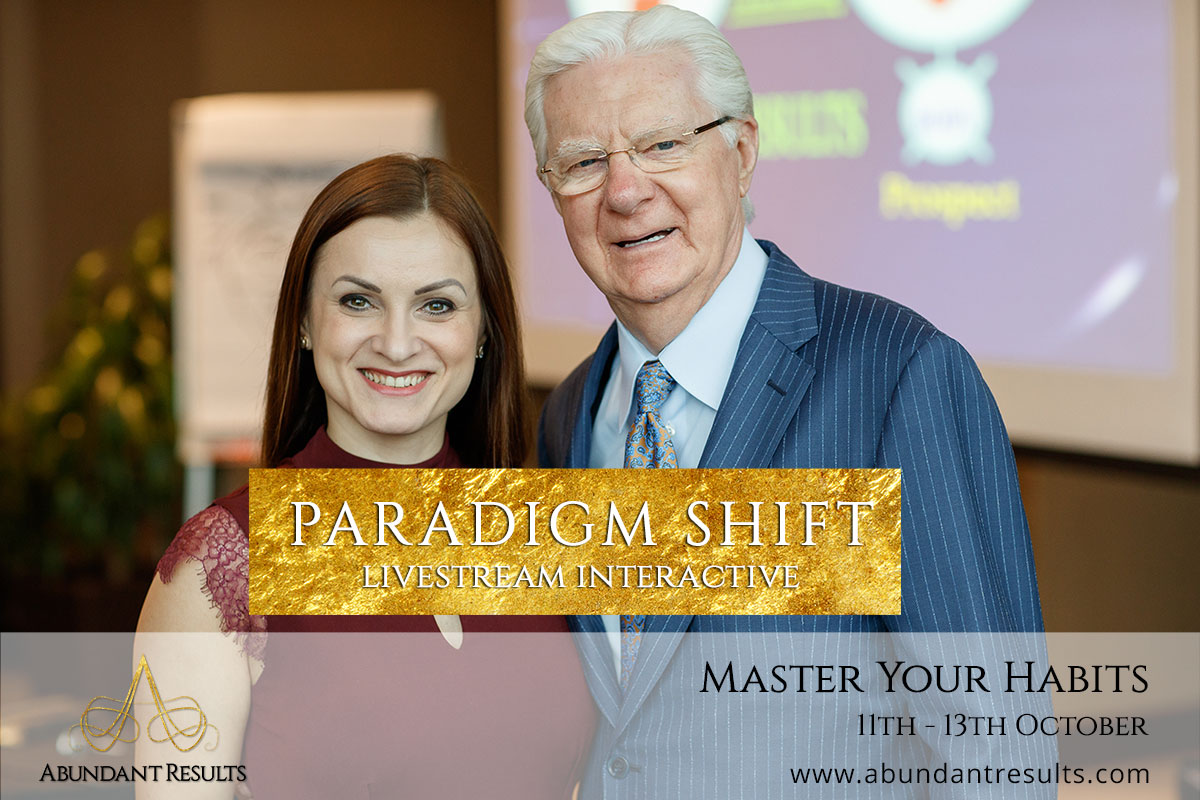 Paradigm Shift Livestream 11 Oct 19 Abundant Results