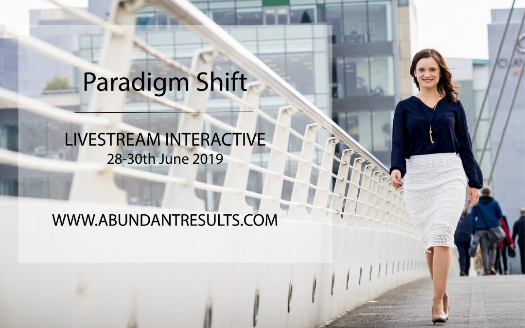 Paradigm Shift Livestream Interactive