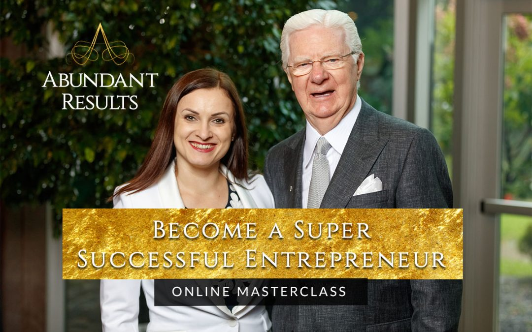 Become a Super Successful Entrepreneur – Online Masterclass