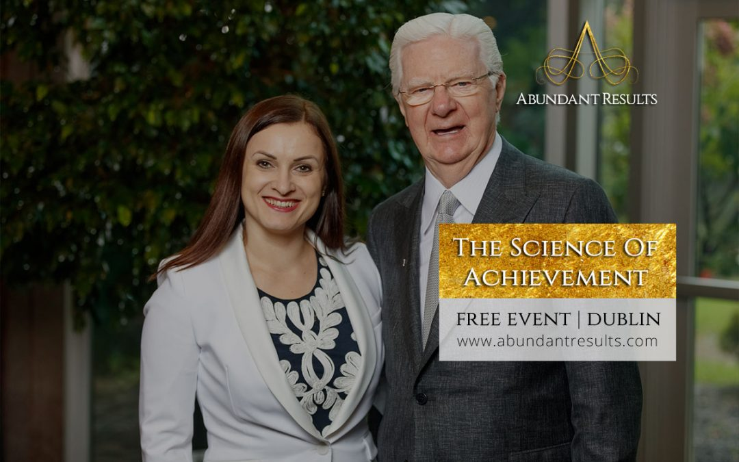 The Science of Achievement – Live Event