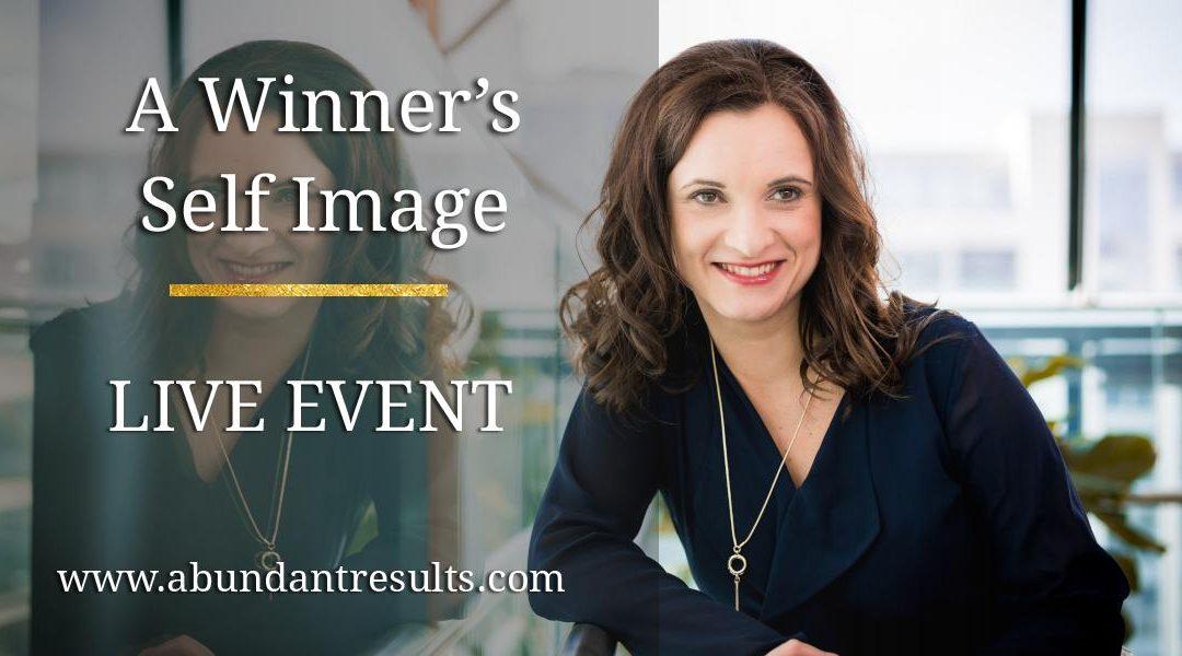 A Winner's Self Image – Event